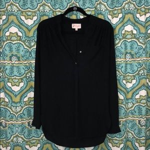 ModCloth oversized casual blouse